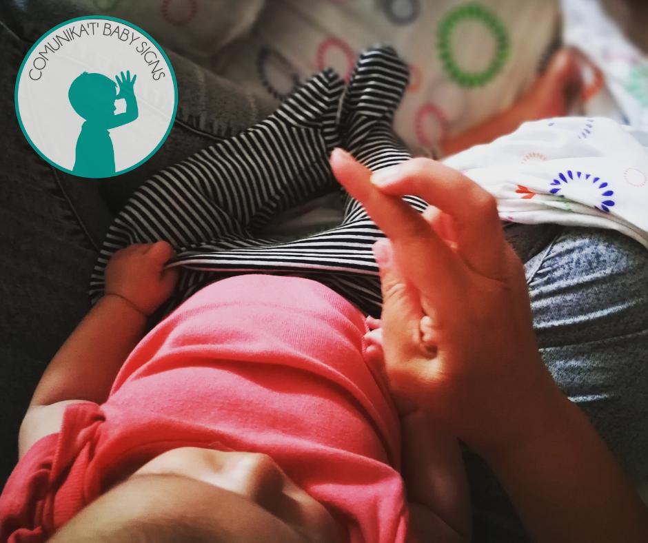 Desarrollo del lenguaje y Baby Signs®(LSE)