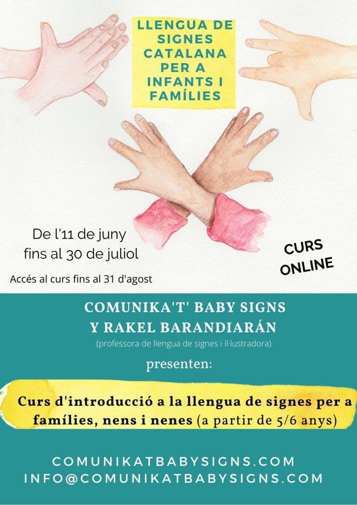 Cursos lengua de signos (LSE y LSC)